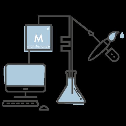 Maintenance web CMS